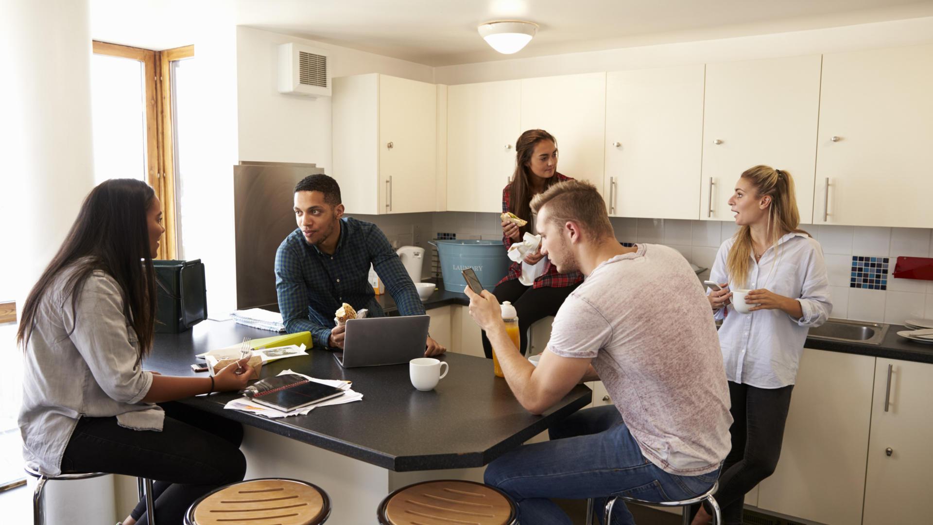 les diff rents types de logements tudiants campus france. Black Bedroom Furniture Sets. Home Design Ideas