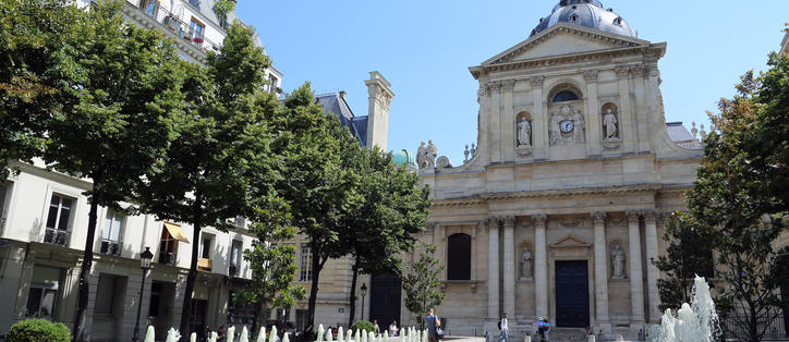place sorbonne paris