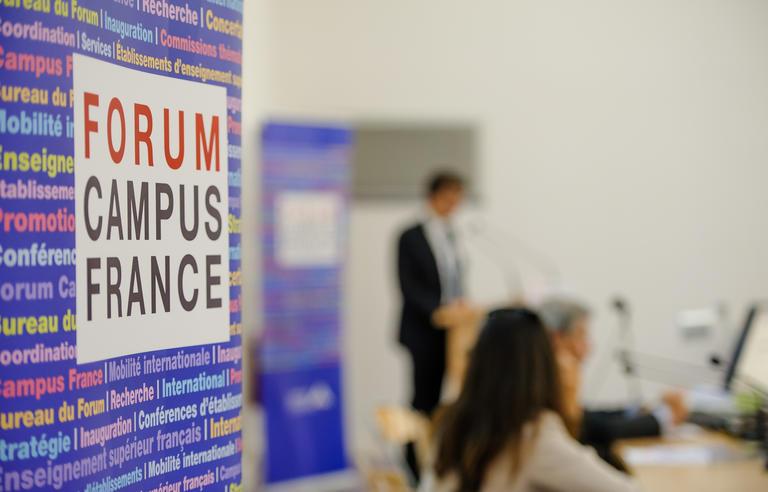 Organisation campus france