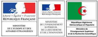 Logo France Algérie