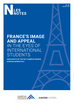 "France""s image and appeal in the eyes of international students"