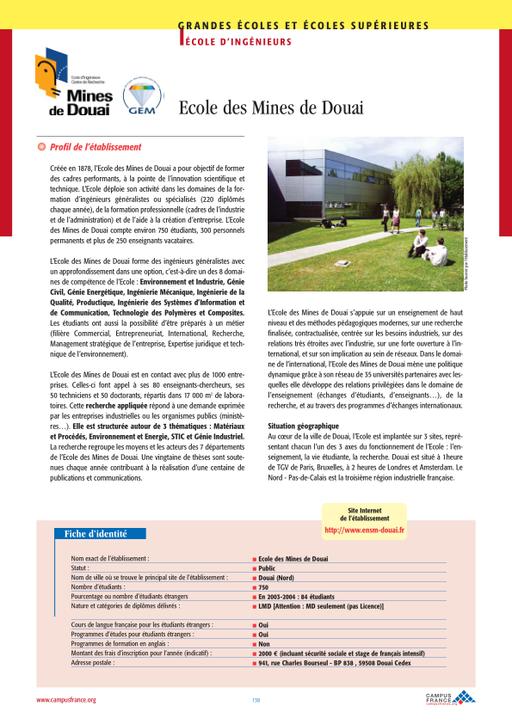 École des mines — Wikipédia
