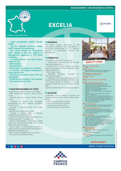 Groupe Ecole Supérieure De Commerce De La Rochelle Campus