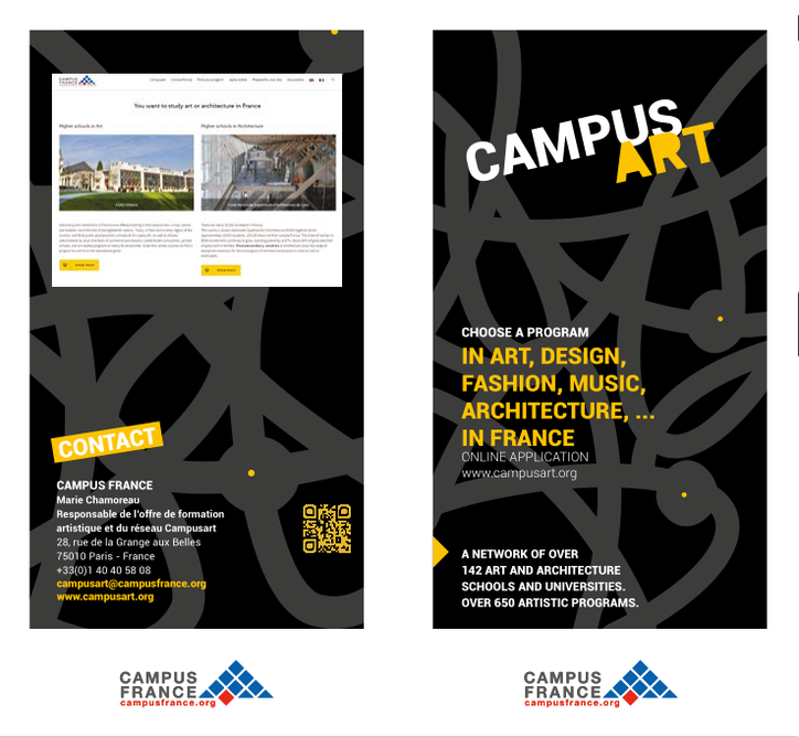 Campusart Apply Online Programs In Art Fashion Design Music Architecture Campus France